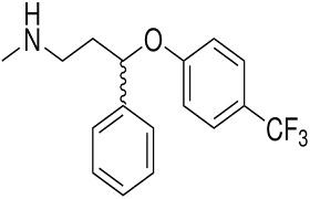 الصيغة الكيميائية لـ دواء فيلوزاك philozac