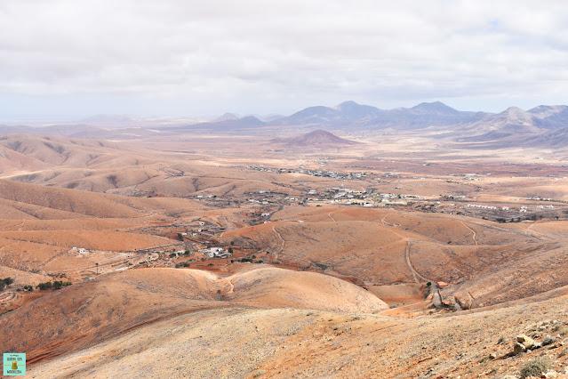 Mirador de Guise y Ayose, Fuerteventura