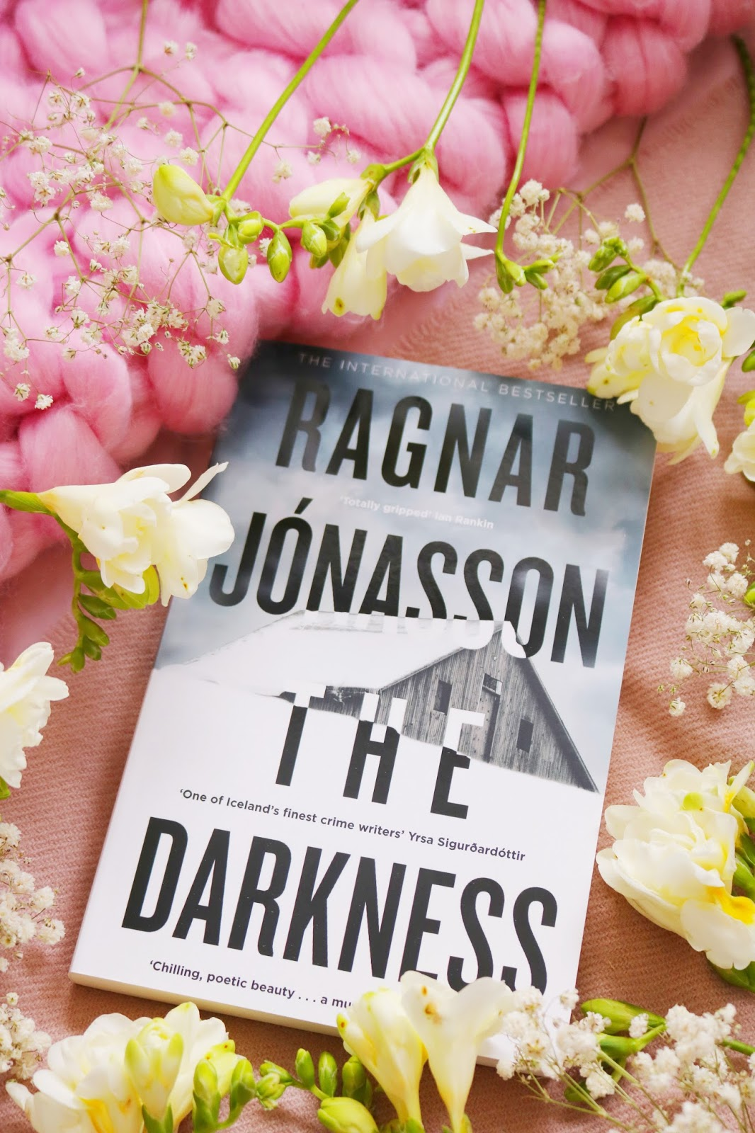 Blog Tour: The Darkness by Ragnar Jonasson