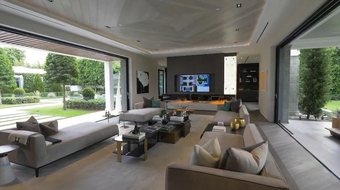103 Interior Design Photos vs. 520 Island Dr, Palm Beach, FL Ultra Luxury Mega Mansion Tour