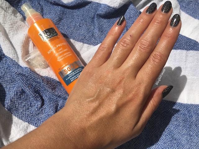 ROC soleil protect SPF50 nemlendirici güneş korumalı vücut spreyi 3