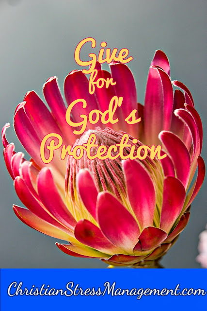 Christian Prosperity Principles: Give for God's Presence, Protection and Provision