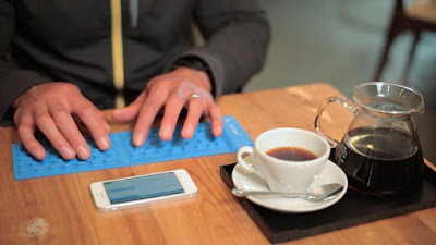 myType Wireless Bluetooth Keyboard