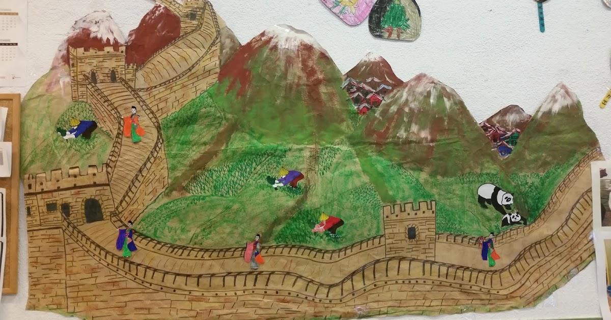 Nuestro Comedor Hispanidad Elx La Gran Muralla China
