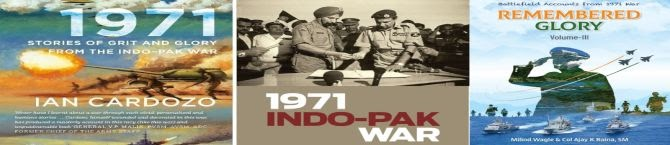 Two New Books Reveal Untold Stories From The 1971 Indo-Pak War