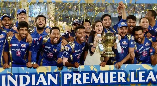IPL 2020 to begin on September 19
