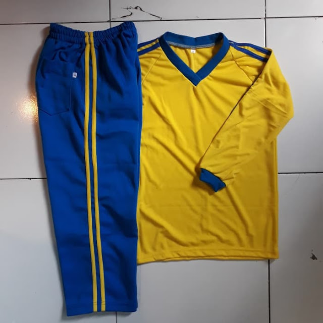 Baju Olahraga SD