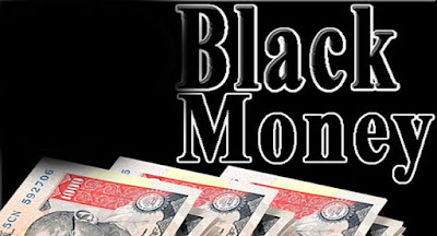 INFORMATION OF BLACK MONEY IS NOT SECURED