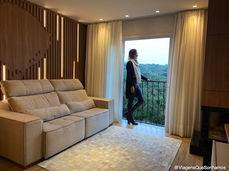apartamento de temporada em Gramado