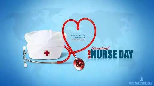 International Nurses Day (12 May), Poster