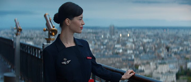 French-Style Takes Off in New Air France Safety Video Directed by Romain Quirot