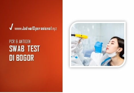 Swab Test Antigen & PCR di Bogor