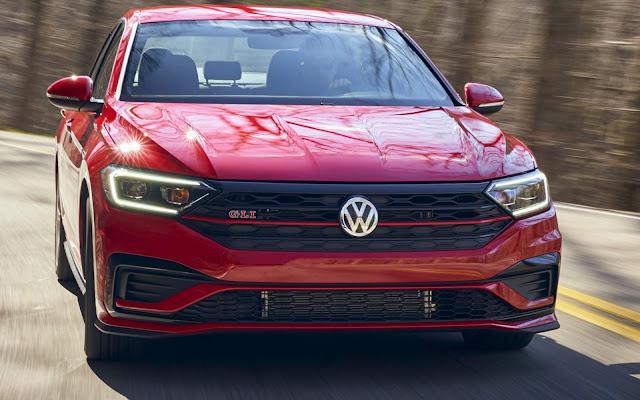 VW Jetta 2020 GLi 2.0 TSI DSG