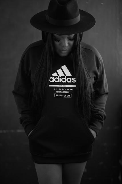 Adidas, photoshoot, creators,