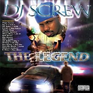 DJ Screw – The Legend [2001] [WEB] [FLAC]