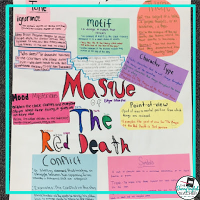 Collaborative Short Story Review Poster Project