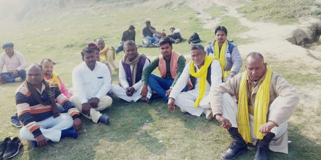 sbsp3 वाराणसी : सुभासपा के वरिष्ठ नेता शंकर राजभर अब इस दुनिया में नहीं रहे ।