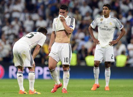 Real Madrid Dikalahkan Atletico Madrid, Tanpa Ronaldo Real Madrid Hanyalah Tim Kecil