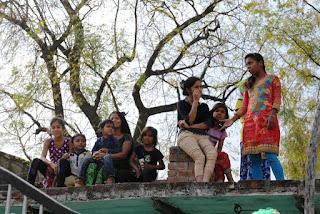 फोटो — रवि राजन श्रीवास्तव, फोटो जर्नलिस्ट राष्ट्रीय सहारा जौनपुर