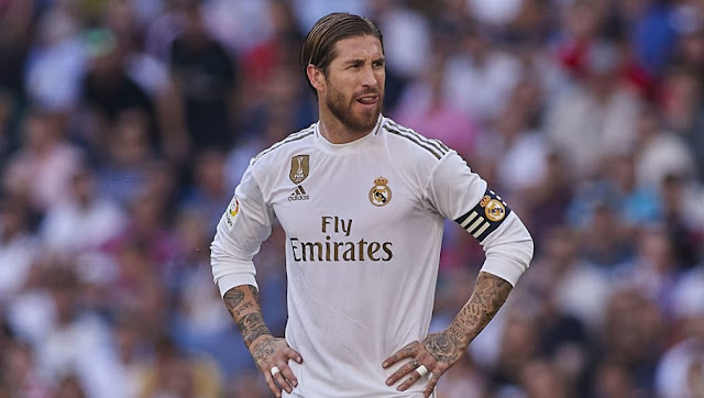 Le Real Madrid et la fédération surpris par la décision de Sergio Ramos