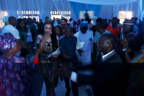 Photos From The Send-Off Ceremony In Honour Of Governor Adams Oshiomhole