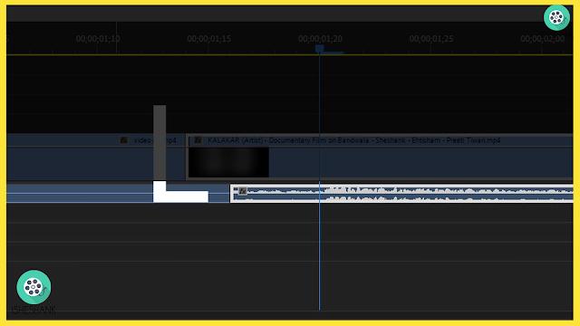 L Cut In Film Editing