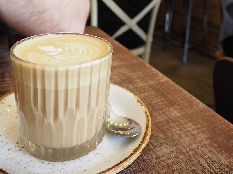 Coffee at Roamers Berlin