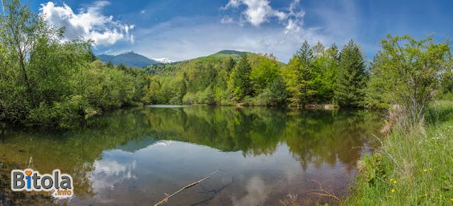 Rotino Lake, Baba Mountain