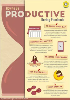 How to be productive during pandemic