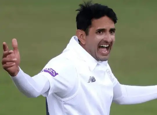 Muhammad Abbas Achieves A Historic Milestone Thanks to Unplayable Bowling in the United Kingdom