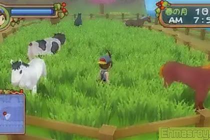 Cara Bermain Harvest Moon Hero Of Leaf Valley Lengkap