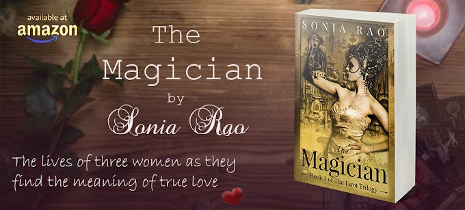 Blog Tour: The Magician by Sonia Rao