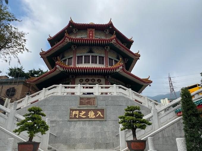 【荃灣本地遊】大帽山上的 3 大中式宗教古建築