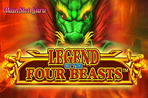 Main Gratis Slot Demo Legend Of The Four Beasts iSoftbet