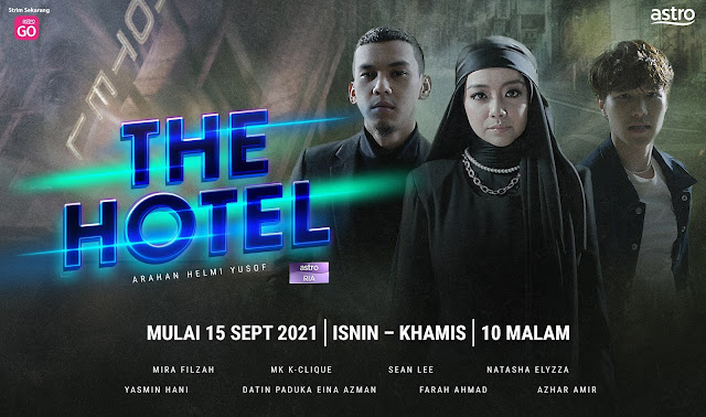 Poster DRAMA 'THE HOTEL'