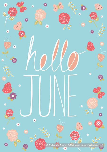 June: Month @ a Glance