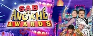 Sab Ke Anokhe Awards 2017 Category,Nominee,Timing,Promo,Winner,Host