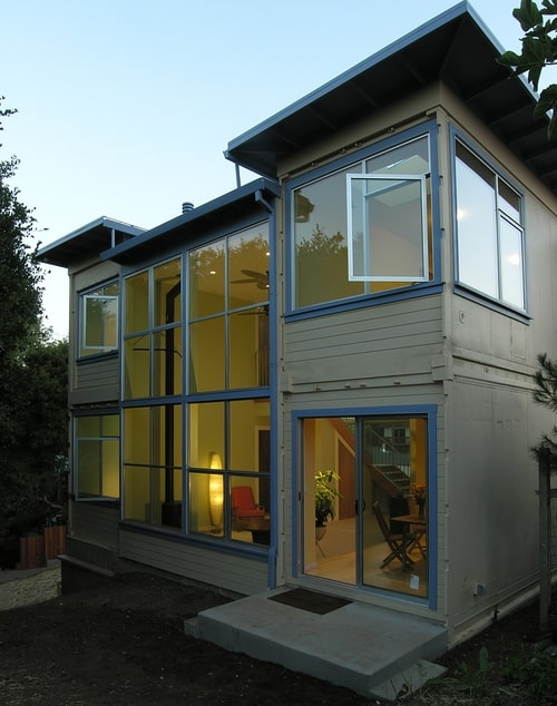 Refrigerated Shipping Container Home, San Francisco, California 1