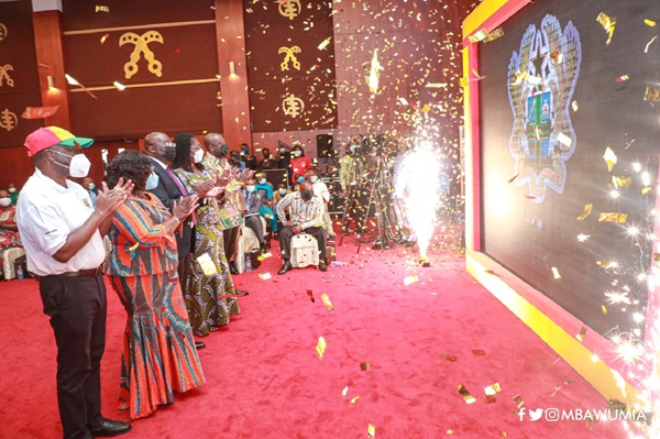 VP Bawumia Unveils One-stop Portal Ghana.gov