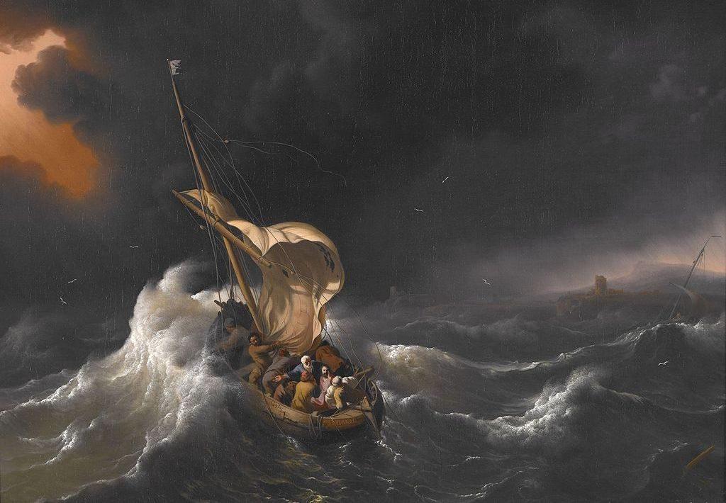 Como Enfrentar as Tempestades da Vida