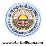 DDU University Exam Result