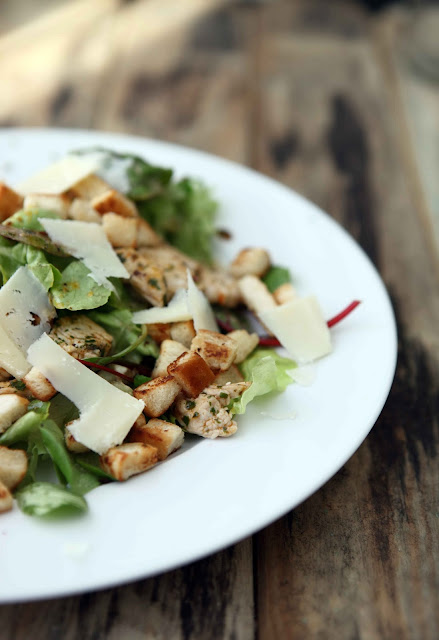 caesar´s summer salad