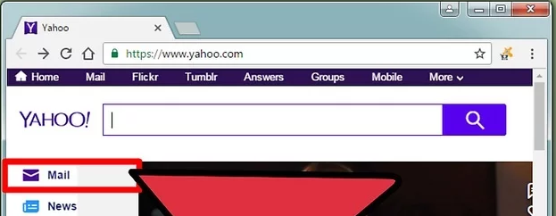 How to Connect Yahoo Mail to Facebook