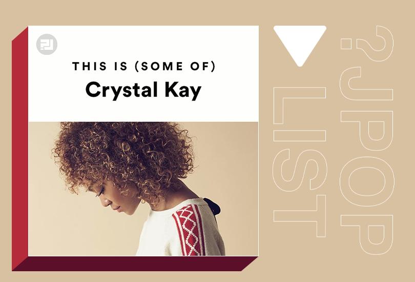 Random J pop playlist: This is some of Crystal Kay | Random J Pop