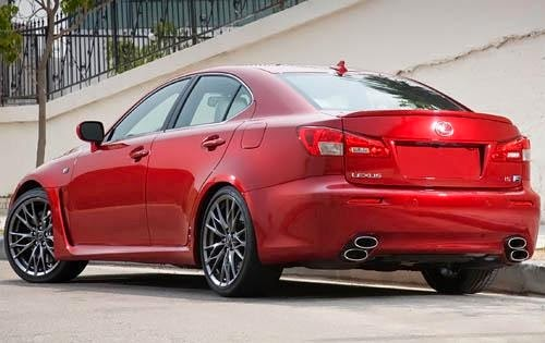 2011 Lexus IS F Owners Manual Pdf