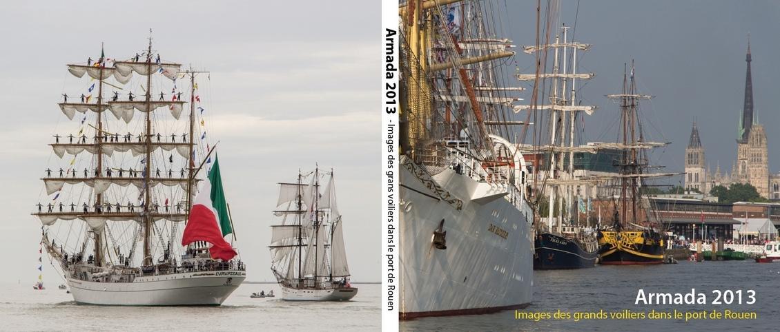 Dimitri - Le livre de l'Armada 2013 - Blurb - Images des grands voiliers dans le port de Rouen