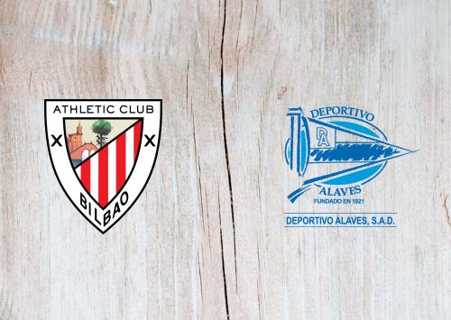 Athletic Club vs Deportivo Alavés -Highlights 22 September 2019