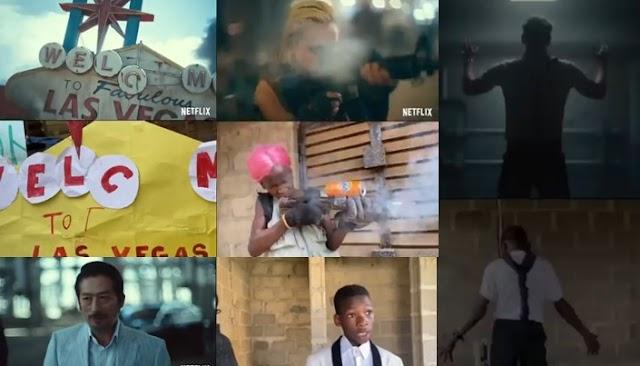 "Netflix praises Ikorodu Bois for their recreation of ""Army Of The Dead"" movie trailer (Video)"