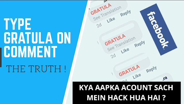 Gratula Facebook meaning - Gratula In FB Comments