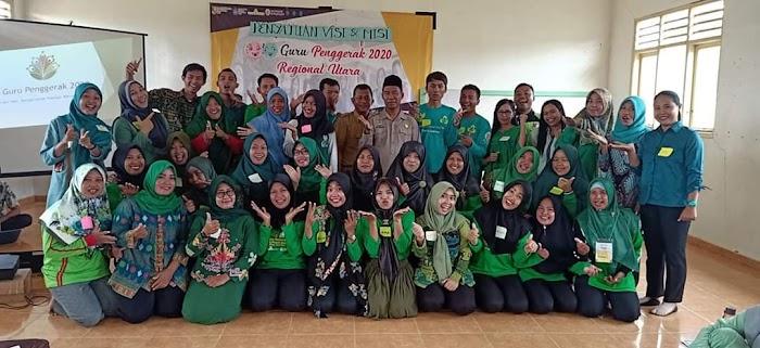 Pemerintah Kabupaten Tulang Bawang Barat Bekali Guru Penggerak Dengan Kreatifitas Mengajar